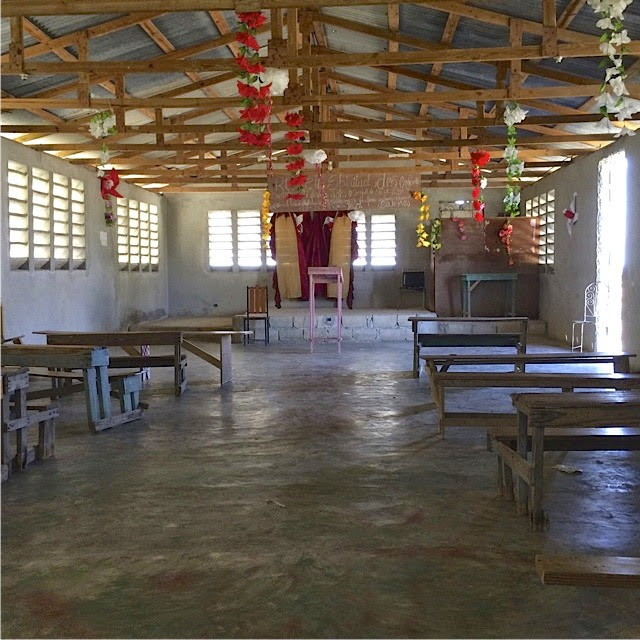 Menelas MEBSH Church