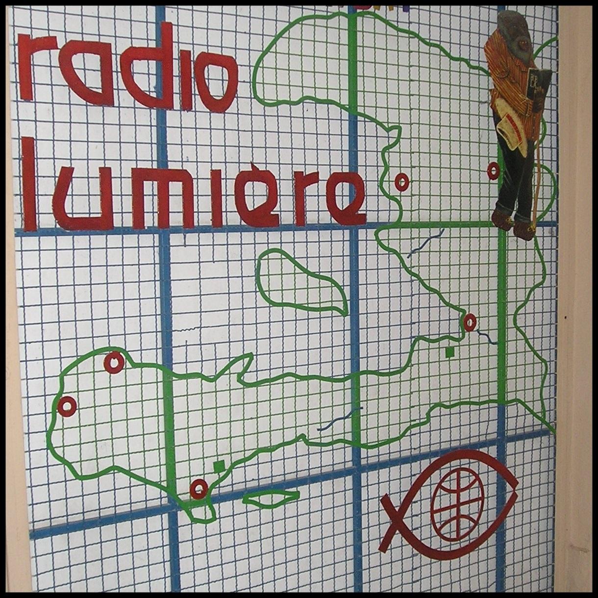 Radio Lumiere lobby