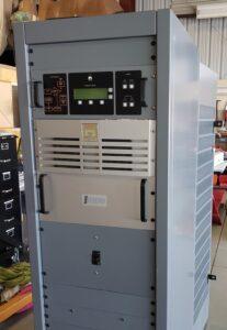 Nautel transmitter for Torbeck